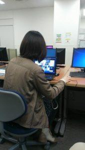 今はなき、懐かしのCOM-E。大学にMacがなくなったので、今はかなり困っています。