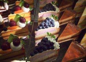 食品サンプルケーキ