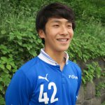 【サッカー部】気持ちのこもった守備で勝利へ導く、橋本選手は〇〇が好き!?【上南戦2018】