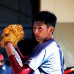 【硬式野球部】痺れる打者との真剣勝負、狙うは三振KKK【上南戦2018】
