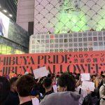10月31日、渋谷にて